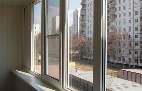 Остекление балконов и лоджий в москве и московской области.