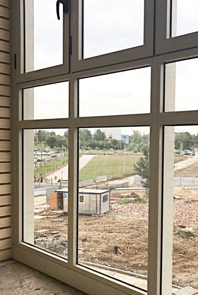 остекление панорамными окнами