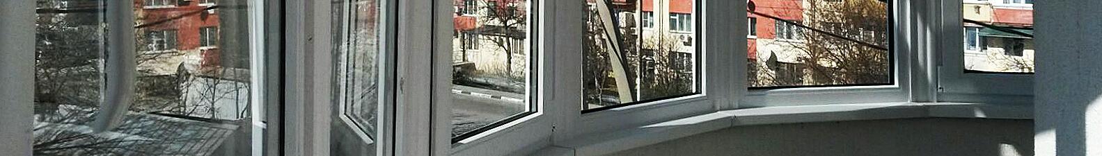 Панорамное остекление балконов